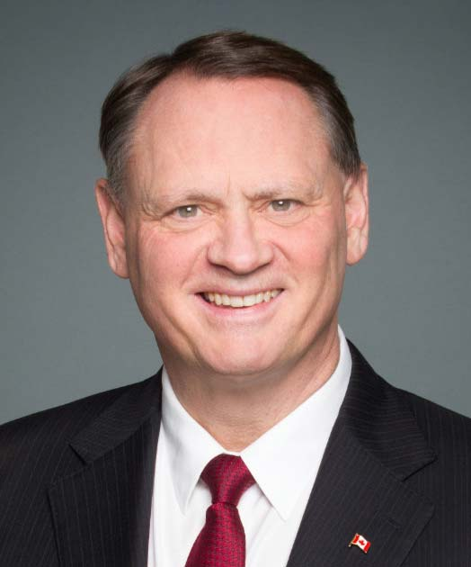 photo of David J. McGuinty